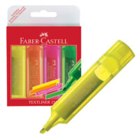 FC23155~Faber-Castell-Textliner-1546-Superfluorescent-Assorted-Set-of-4_P1