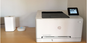 HP LaserJet Color Printer